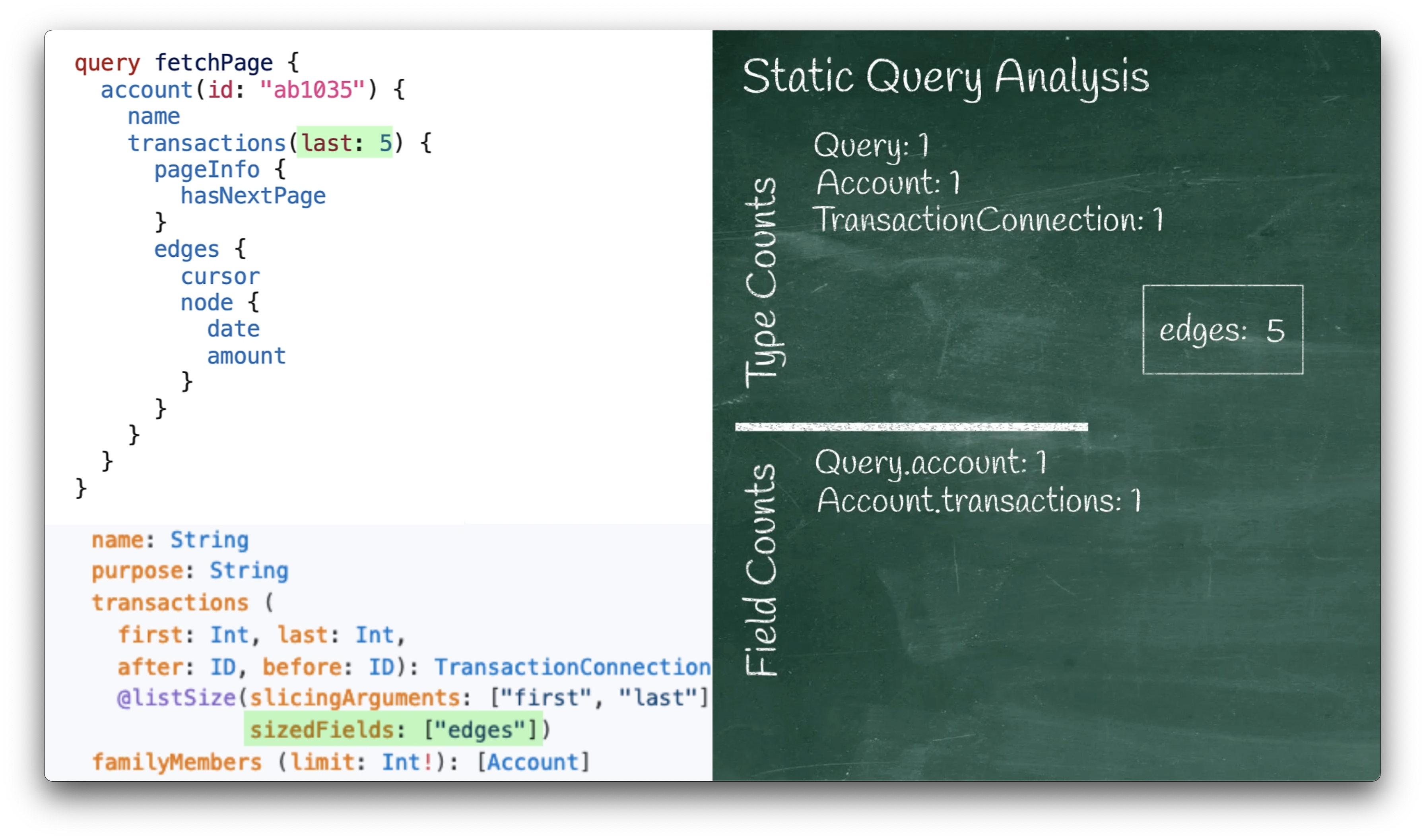 Static Query Analysis Timestep 4
