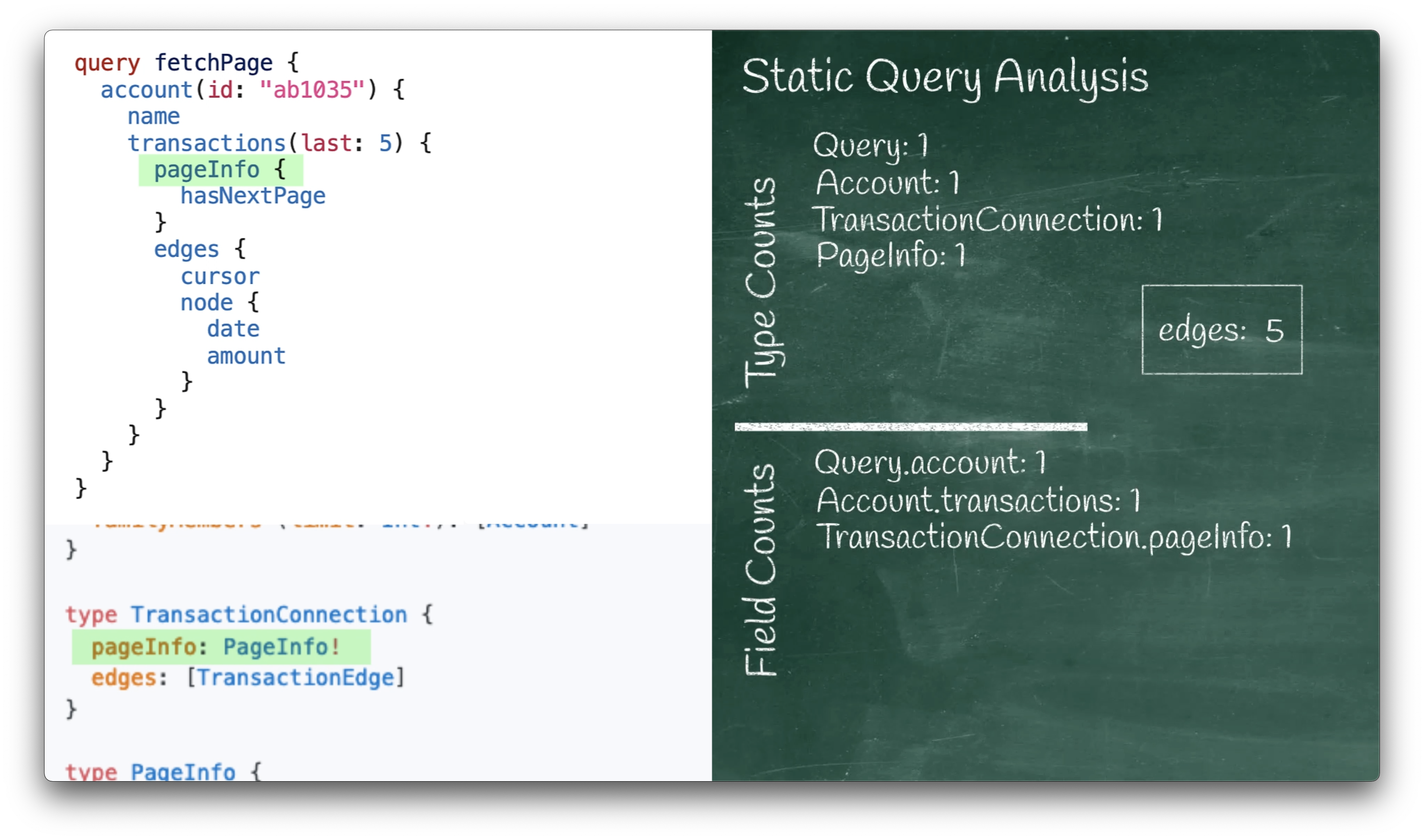 Static Query Analysis Timestep 5