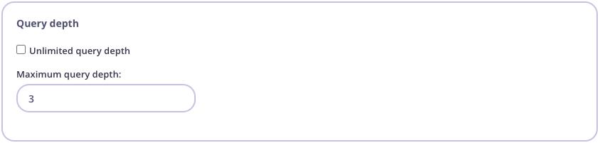 Tyk's API Limits